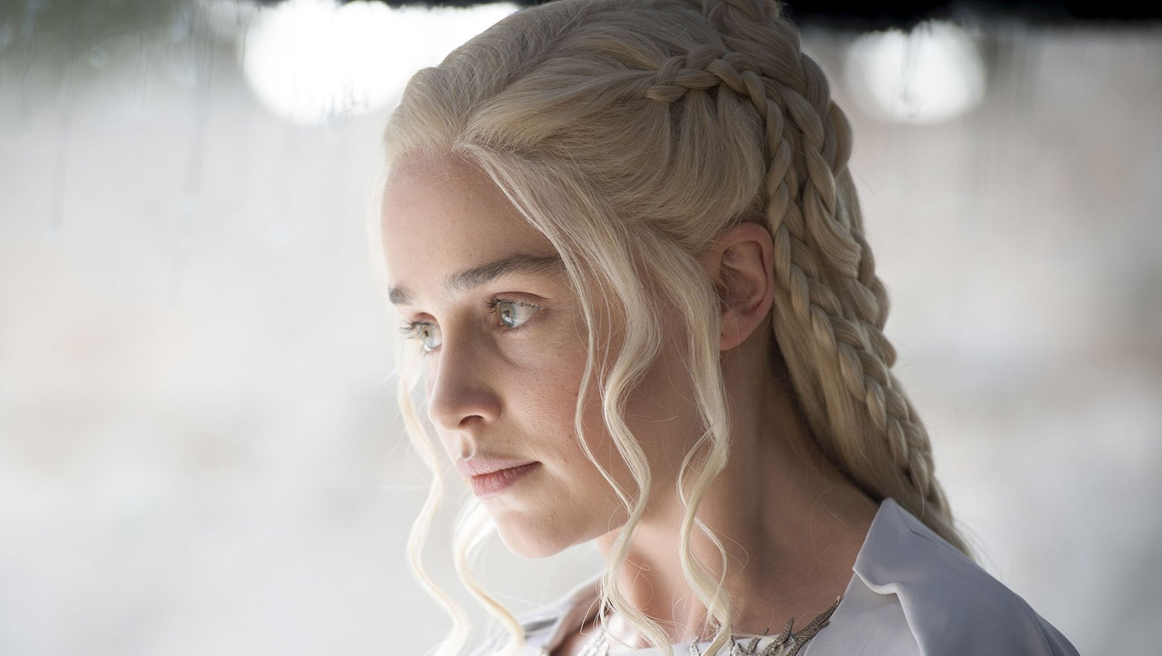Game of Thrones braids hairstyles hair Emilia Clarke